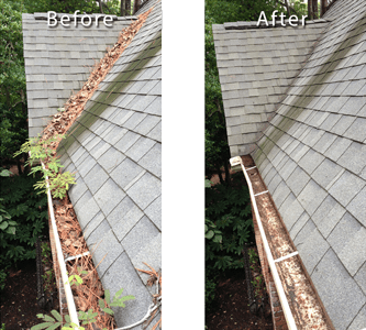 How Our Expert Gutter Cleaning Company Makes Your Gutters Gleam